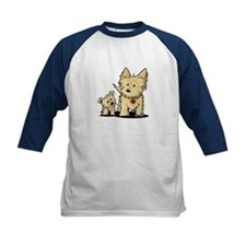 Cairn Mom & Puppy Tee