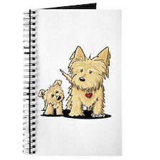 Cairn Mom & Puppy Journal