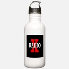 X Radio Water Bottle
