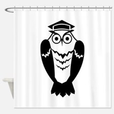 Graduation Shower Curtain