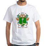 O'Fay Coat of Arms White T-Shirt