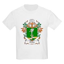 O'Fay Coat of Arms Kids T-Shirt