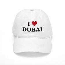 I Love Dubai Baseball Cap