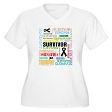 Survivor Melanoma T-Shirt