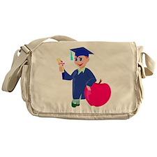 Graduation Messenger Bag