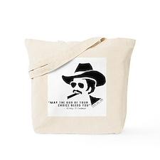 Cute Kinky friedman Tote Bag