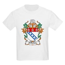 O'Faolain Coat of Arms Kids T-Shirt