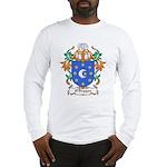 O'Duggan Coat of Arms Long Sleeve T-Shirt