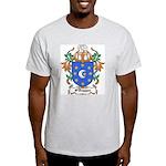 O'Duggan Coat of Arms Ash Grey T-Shirt