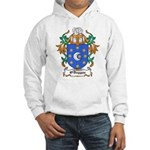 O'Duggan Coat of Arms Hooded Sweatshirt
