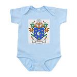 O'Duggan Coat of Arms Infant Creeper