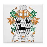 O'Duane Coat of Arms Tile Coaster