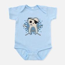 Aye Aye Tooth Infant Bodysuit