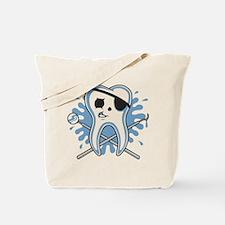 Aye Aye Tooth Tote Bag