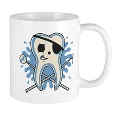 Aye Aye Tooth Mug