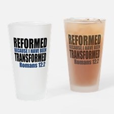 Reformed Drinking Glass
