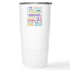 Survivor Hodgkin Disease Travel Mug