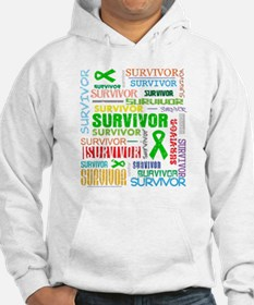 Survivor Bile Duct Cancer Hoodie