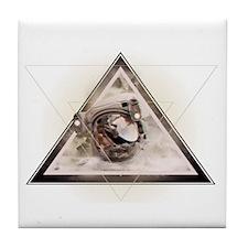 Spacemen Tile Coaster