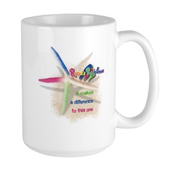 It Makes a Difference Mug