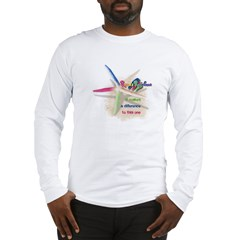 It Makes a Difference Long Sleeve T-Shirt