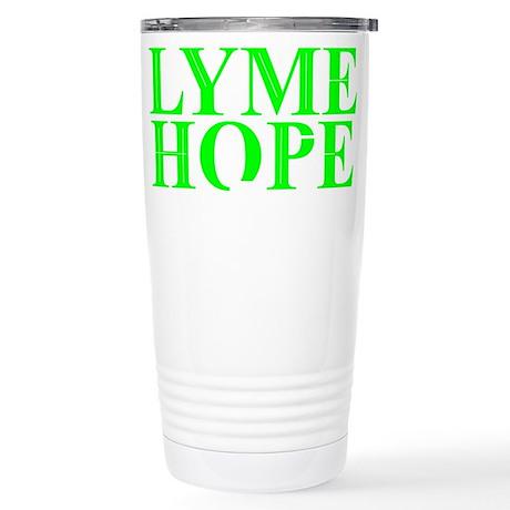 Lyme Hope Stainless Steel Travel Mug