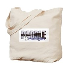 Cool Paddle Tote Bag