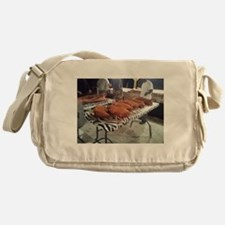 Rub Those Shoulders Messenger Bag