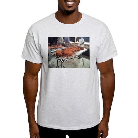 Rub Those Shoulders Light T-Shirt
