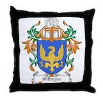O'Doyne Coat of Arms Throw Pillow