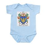 O'Doyne Coat of Arms Infant Creeper