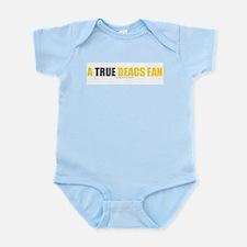 A True Deacs Fan Infant Creeper