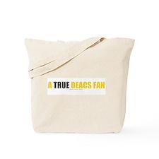 A True Deacs Fan Tote Bag
