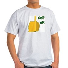 Screw Schultz Ash Grey T-Shirt