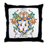 O'Doyle Coat of Arms Throw Pillow