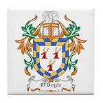 O'Doyle Coat of Arms Tile Coaster