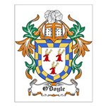 O'Doyle Coat of Arms Small Poster