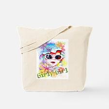 MM GirlyGirl Tote Bag