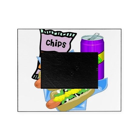Chips and Dogs Picture Frame