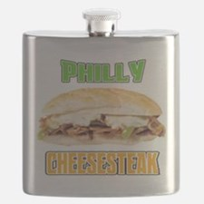 Philly Cheesesteak Flask