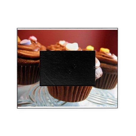 Cupcakes Picture Frame