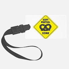 pretzel Zone Luggage Tag