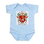 O'Dowley Coat of Arms Infant Creeper