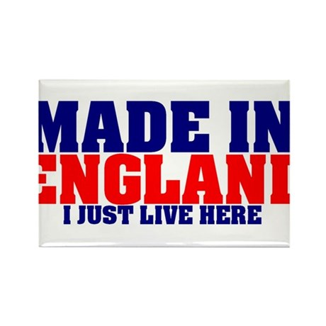 MADEINENGLAND Magnets