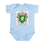 O'Dorgan Coat of Arms Infant Creeper