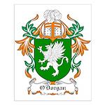 O'Dorgan Coat of Arms Small Poster