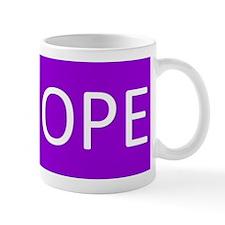 Purple Hope Mug