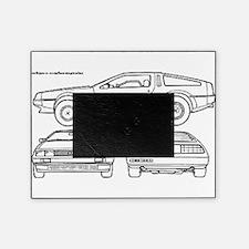 DeLorean Picture Frame