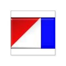 "AMC Square Sticker 3"" x 3"""