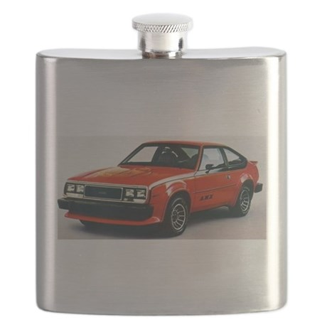 RED AMX Flask